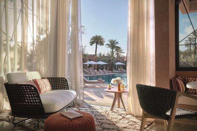 4 nights Royal Birthday in Marrakech: Lux hotel with breakfast, experiences and flights from Zagreb